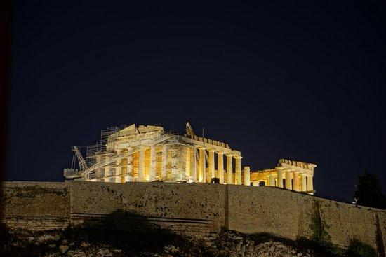 Acropolis View Hotel : chambre
