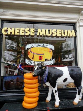Jordaan: Museu do queijo
