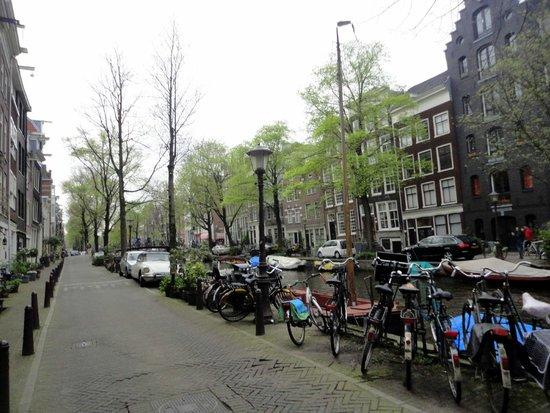 Jordaan: Bicicletas