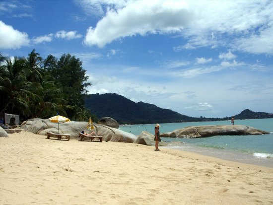 Bill Resort : spiaggia Lamai