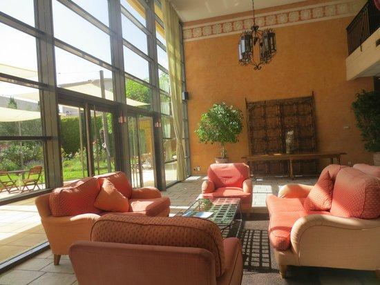 Avignon Grand Hotel : Reception