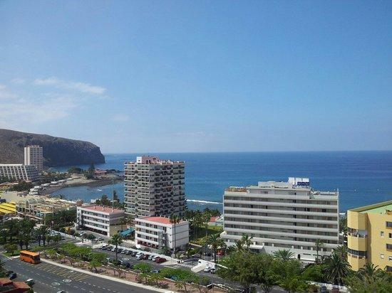 Sol Arona Tenerife : Vista mare dal balcone
