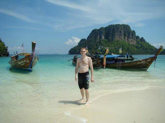 Krabi La Playa Resort: small island  :)