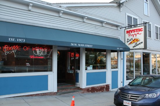 Mystic Pizza: The Store