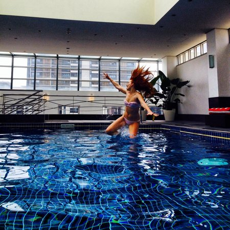 The Como Melbourne - MGallery by Sofitel: The pool