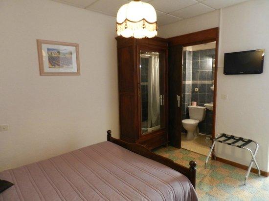 Hotel du Roc: Room 102