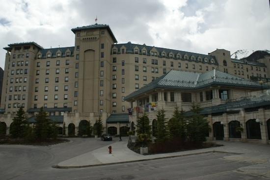 Fairmont Chateau Lake Louise: hotel Fairmont Lake Louise