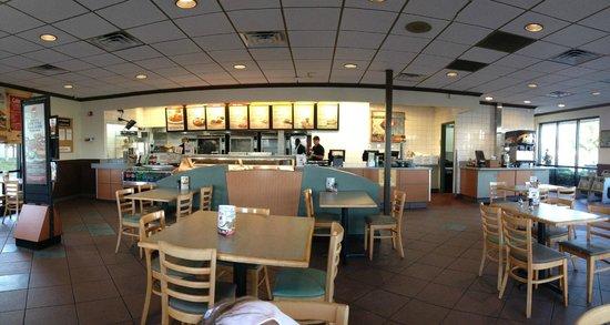 Restaurant interior picture of boston market kissimmee