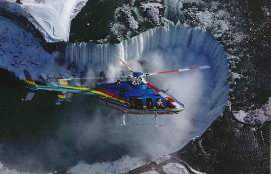 Queen Tour Niagara Falls Tours : Niagara Falls Helicopter