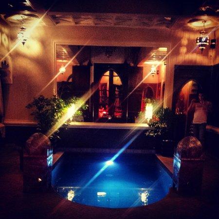 Riad Spa Sindibad: Magnifique