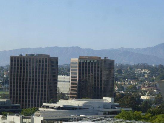 Omni Los Angeles at California Plaza: View