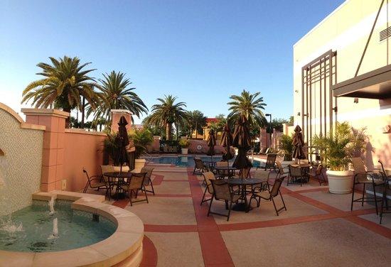 Embassy Suites by Hilton Orlando Lake Buena Vista South: Pool area