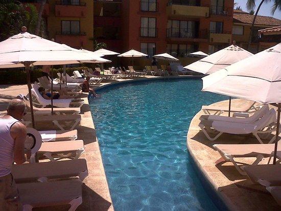 Holiday Inn Resort Ixtapa : Alberca tranquila