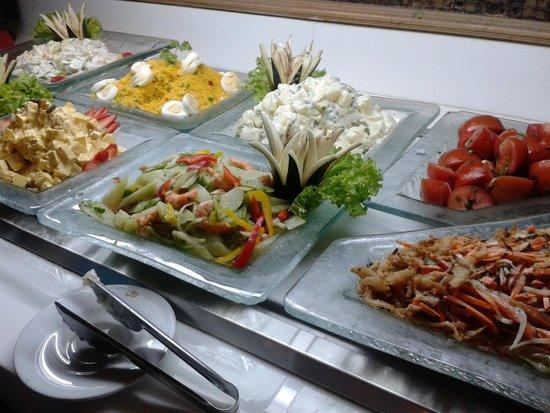 Grand Palladium Imbassai Resort & Spa: una de las tantas comidas que se pueden degustar en el hotel