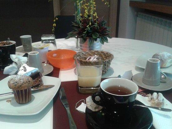 OttoMood B&B: La deliziosa colazione!