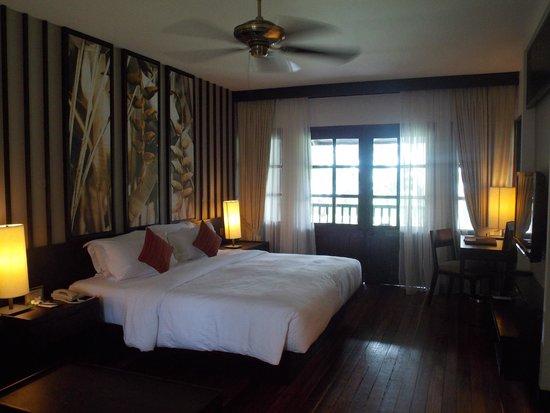Meritus Pelangi Beach Resort & Spa, Langkawi: beach front room