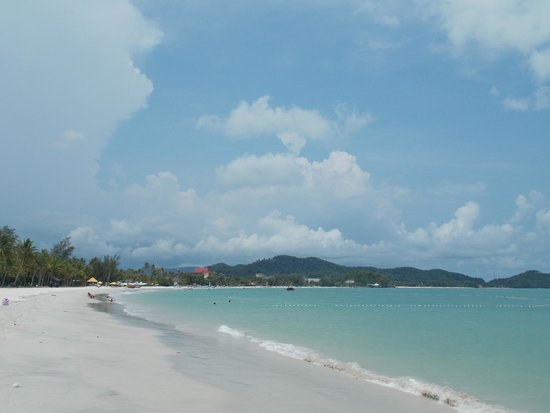 Meritus Pelangi Beach Resort & Spa, Langkawi: the beach