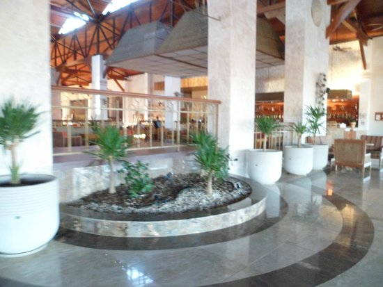 Grand Palladium Imbassai Resort & Spa: dentro del hotel