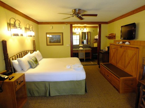 King Room Picture Of Disney S Port Orleans Resort