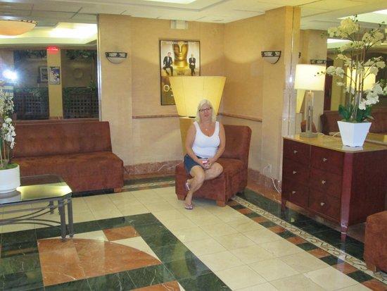 Hollywood Hotel: Internal area