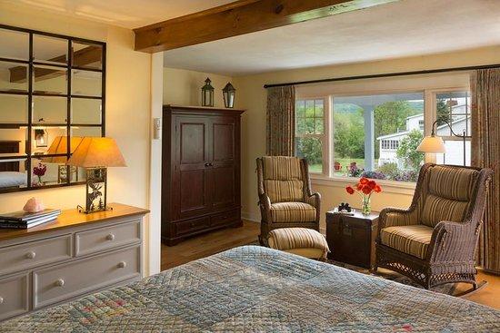Sugar Hill Inn : Perennial Fireplace Cottage