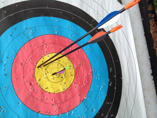 Club Med Ixtapa Pacific: My Mad Archery Skills
