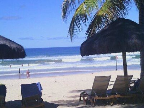 Grand Palladium Imbassai Resort & Spa: en la playa