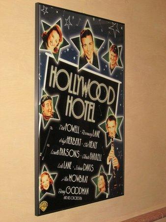 Hollywood Hotel : Internal Area