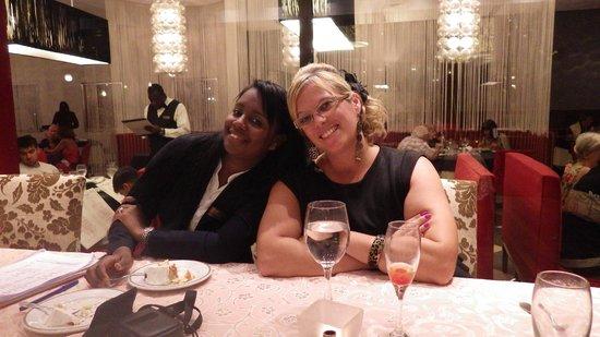 Dreams La Romana Resort & Spa : Iris & Louise.