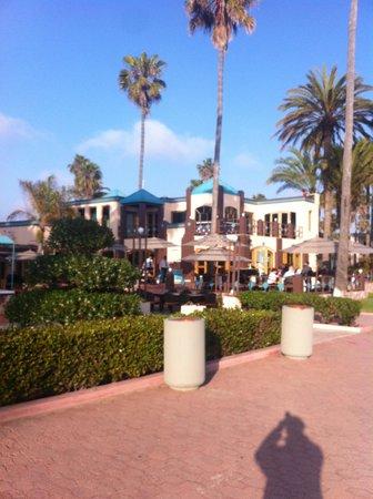 Estero Beach Hotel & Resort: Hotel Restaurant