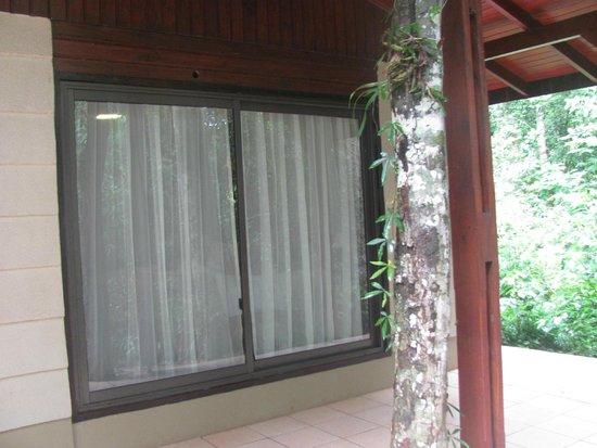 Yvy Hotel de Selva : Habitación