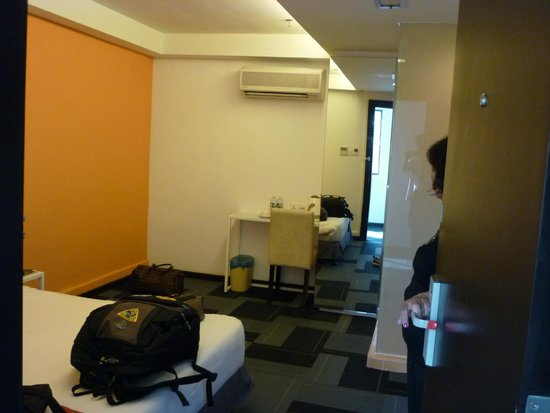 Citrus Hotel Johor Bahru : Standard Room On 7th Floor