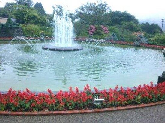 Gora Park: 噴水