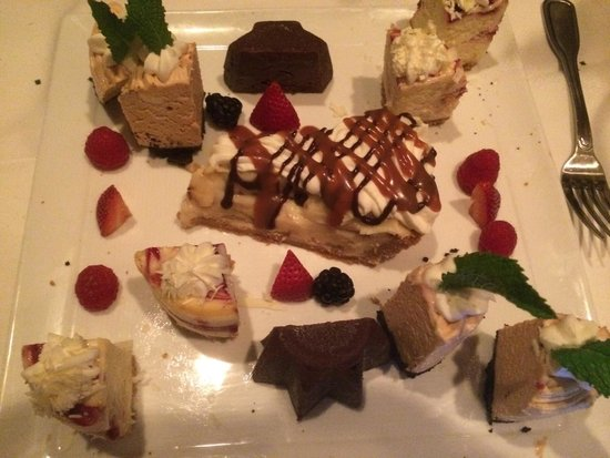 Ditka's Restaurant: Decadence