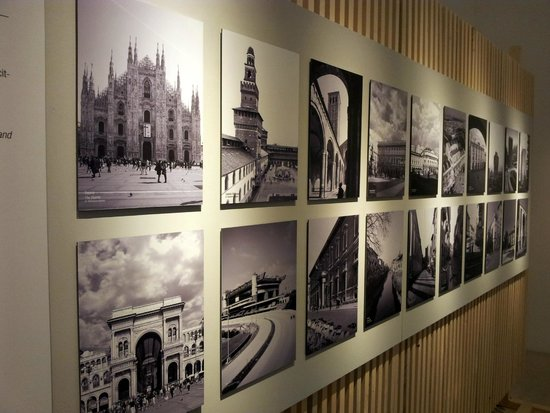 La Triennale de Milan : photo of Milan monuments