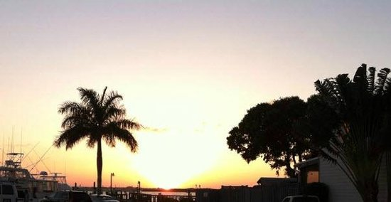 Hutchinson Island Plaza Hotel and Suites: Hutchinson Island Sunset