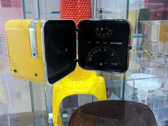 La Triennale de Milan : cube radio