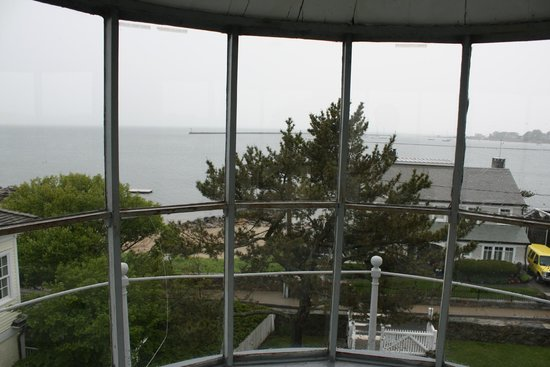 Old Lighthouse Museum: View from the top