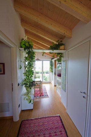 B&B La Collina: The Hallway