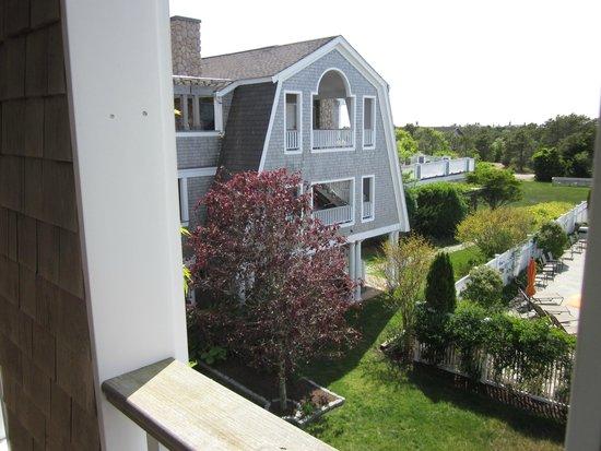 Winnetu Oceanside Resort: View from Deck