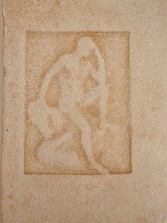 Museum of Prehistoric Thera: Funerary Marker