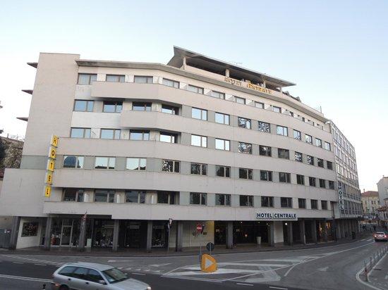 Hotel Centrale: ホテル外観