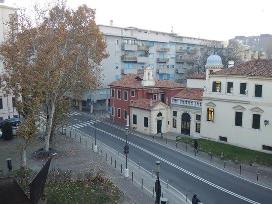 Hotel Centrale: 部屋からの眺め