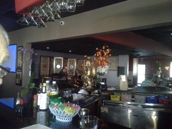 Shanghai Bistro: Interior