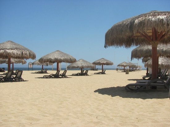 Sandos Finisterra Los Cabos: Very relaxing beach