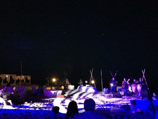 Sandos Finisterra Los Cabos: Great night show