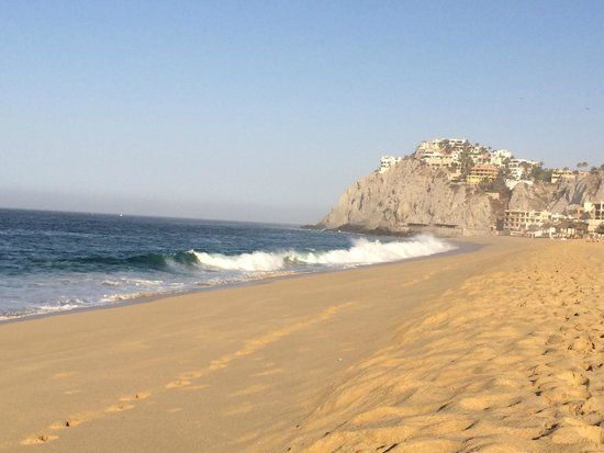 Sandos Finisterra Los Cabos: Beautiful beach view.