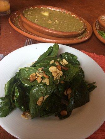 Cholula La Fonda : Salad