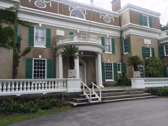 Franklin Delano Roosevelt Home: FDR house
