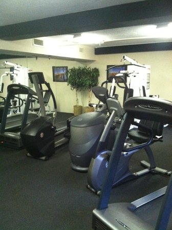 Holiday Inn - Airport Conference Center: Workout Room